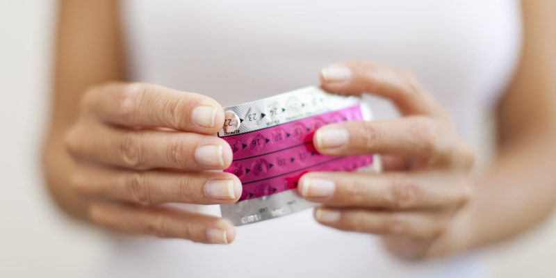 Women's syeda birth control