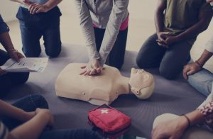 AED certification online