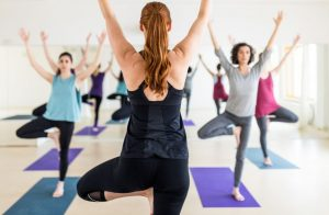 What is yoga and how does it help us in being fit